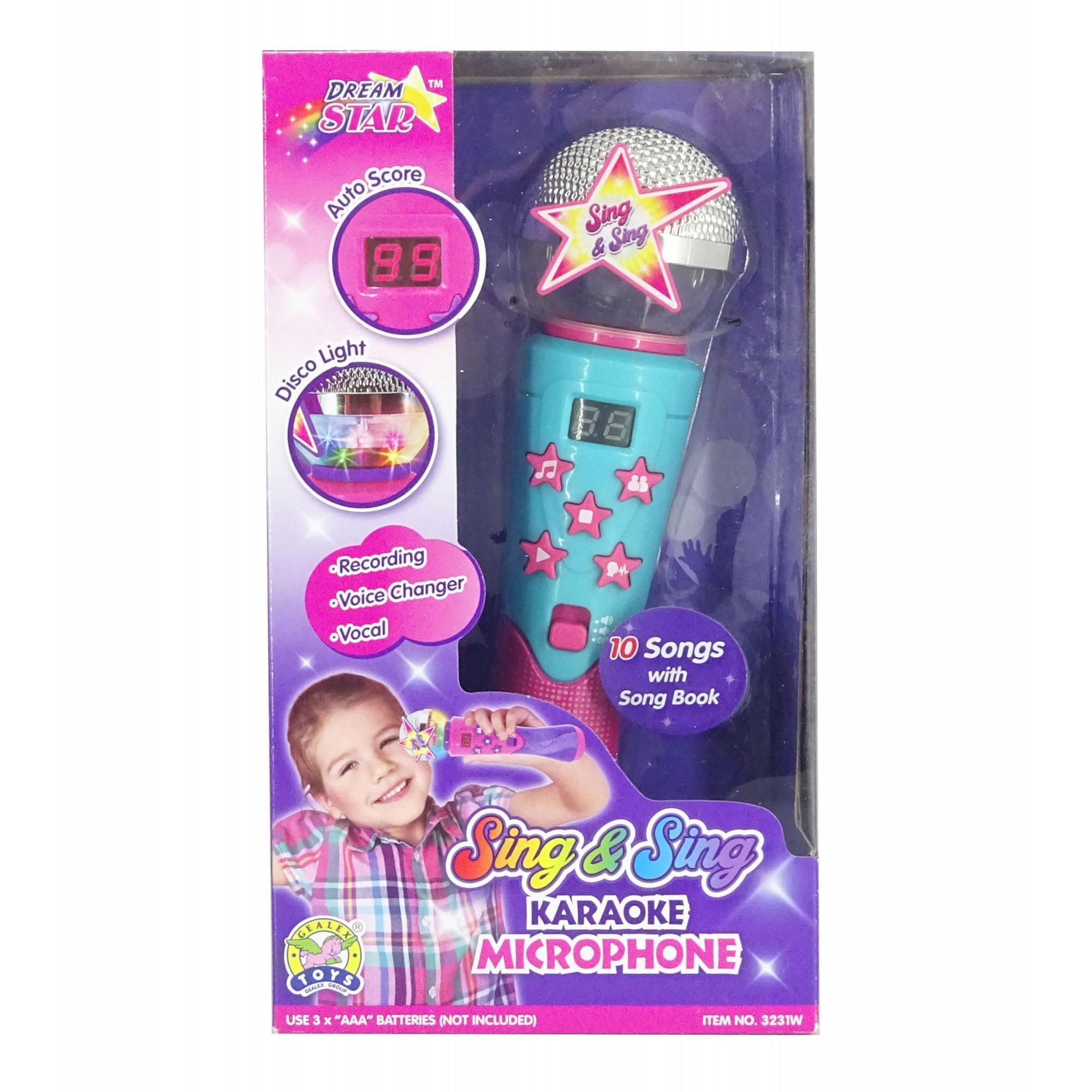 Sing & Sing Karaoke Microphone