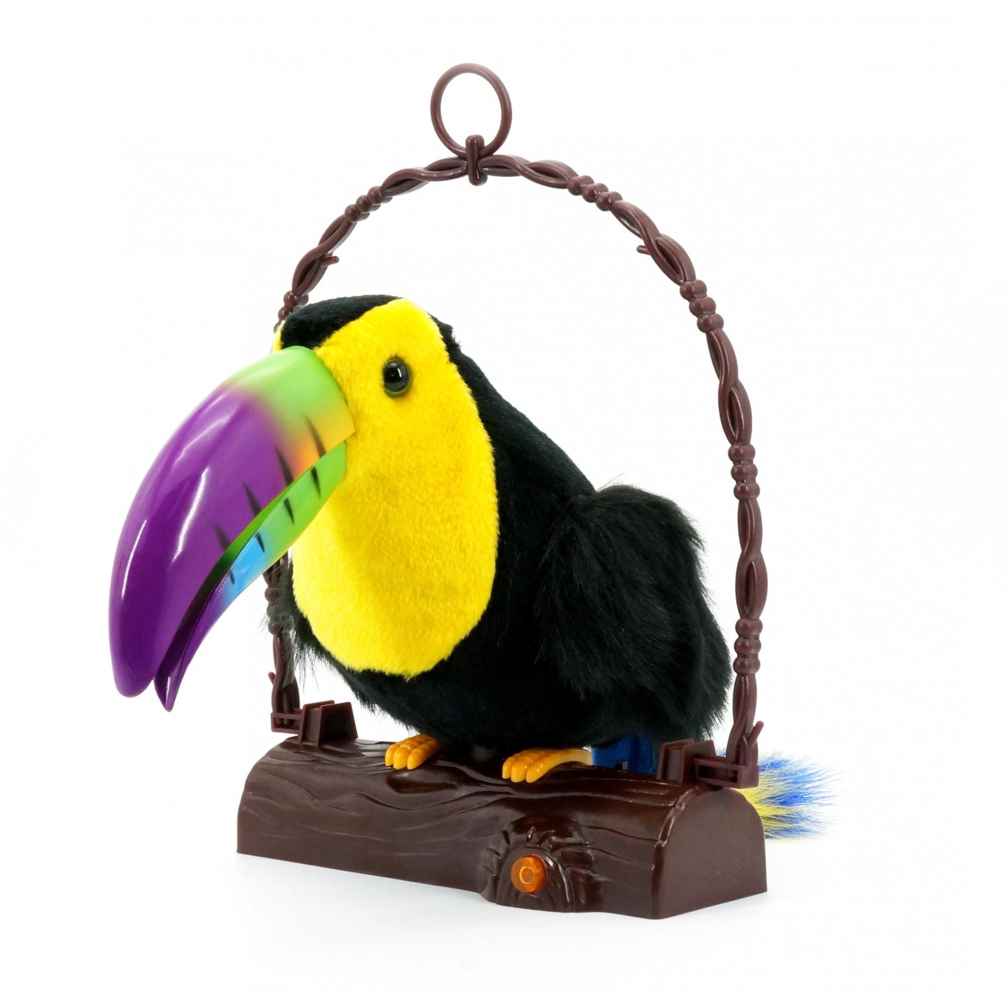 Electronic B/O Talking Toucan