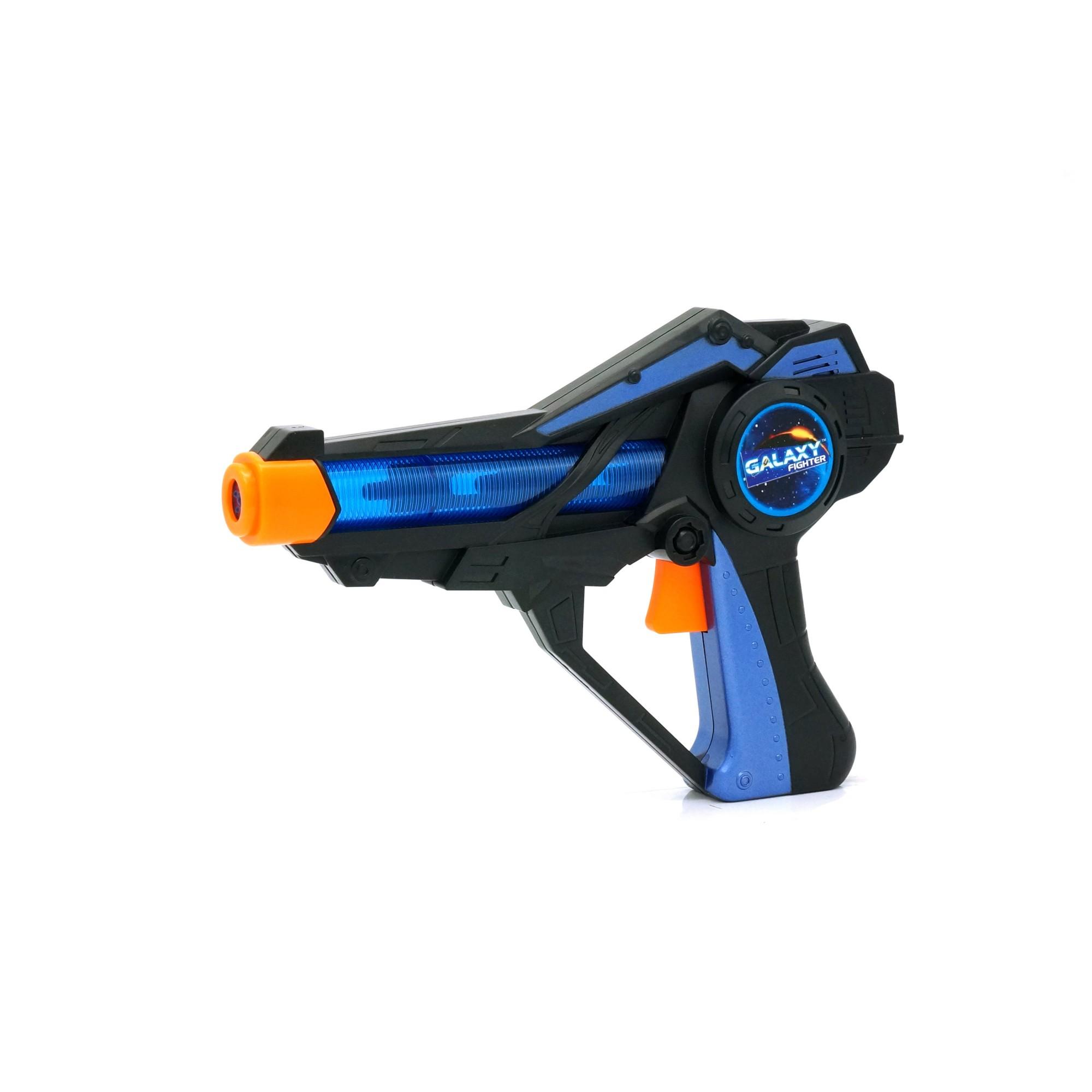 Electronic Laser Pistol