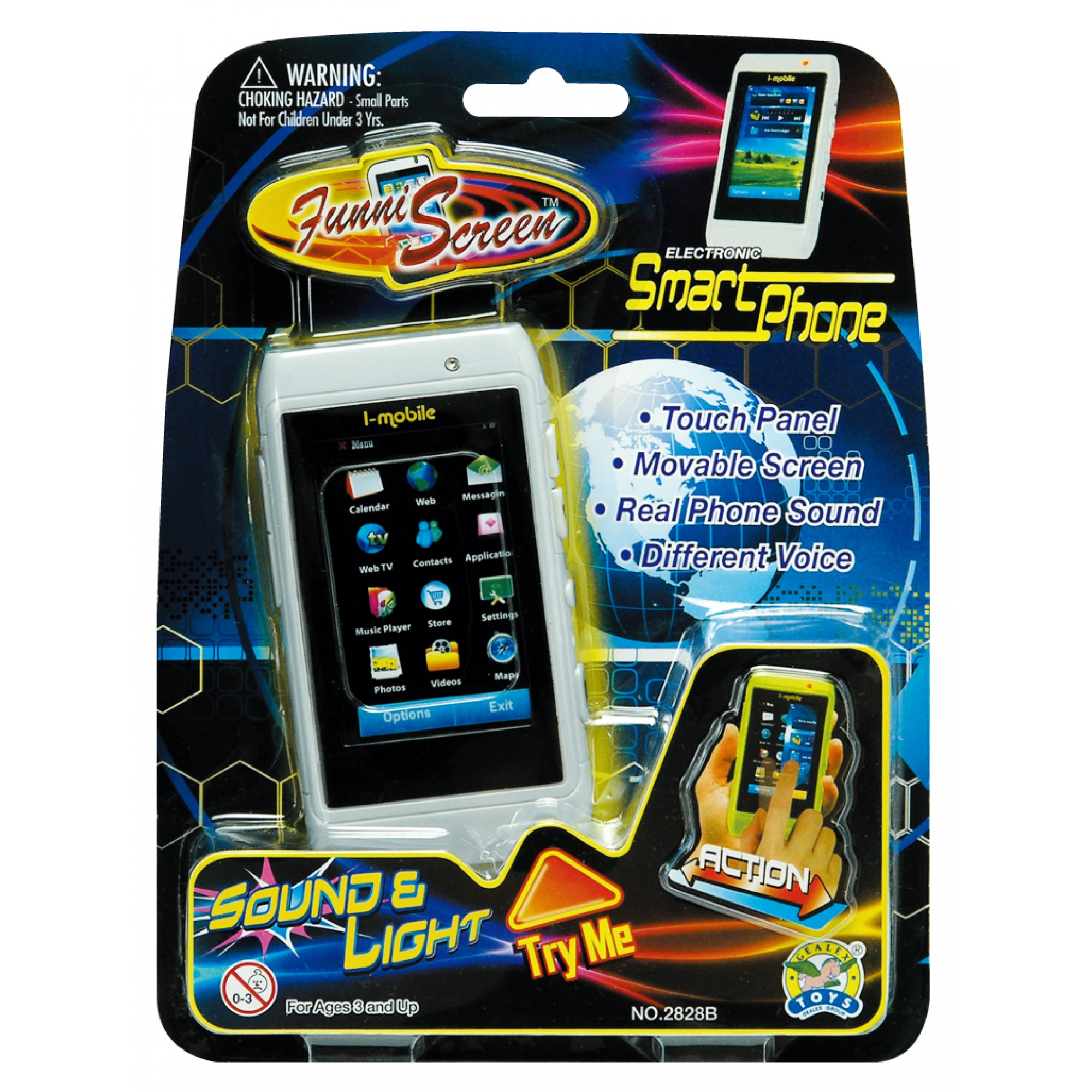 Touch Screen Mobile Phone (N)