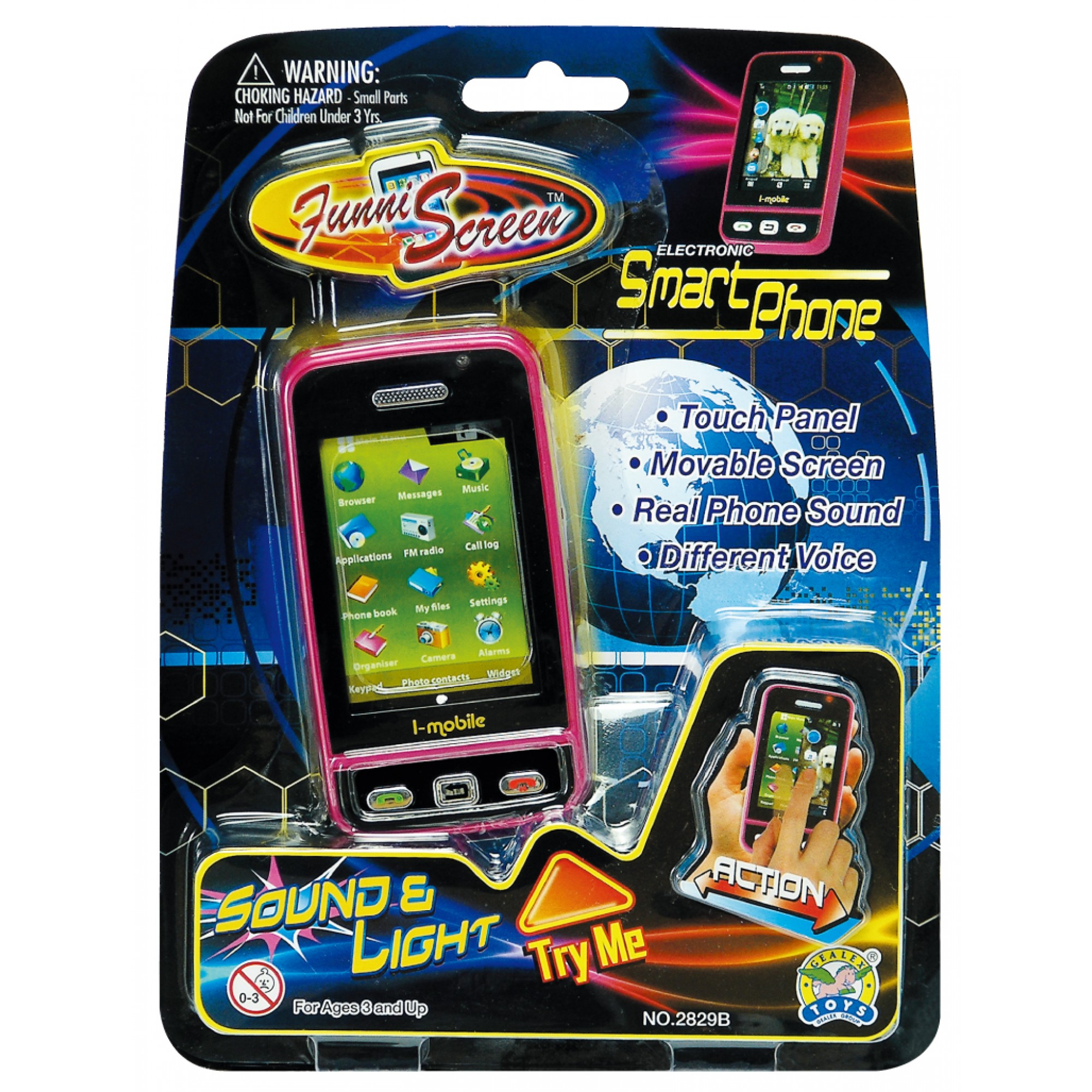 Touch Screen Mobile Phone (S)
