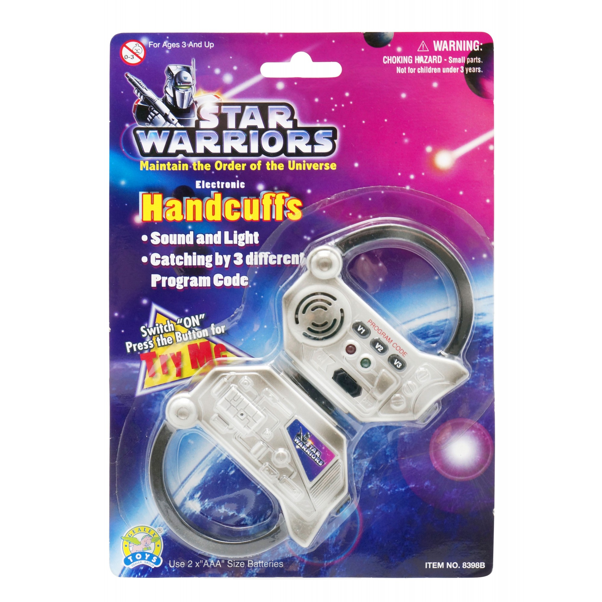 Star Warriors Hand-Cuff