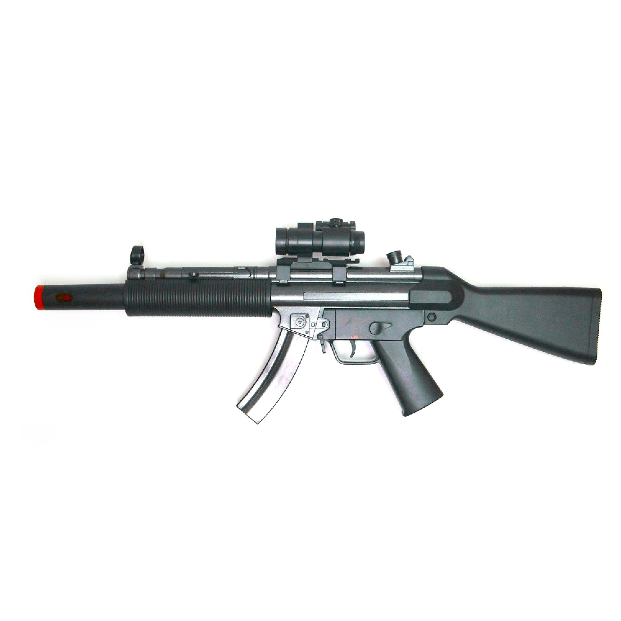 MP5 SD5 W/Light, Sound, Vibration & Viewer