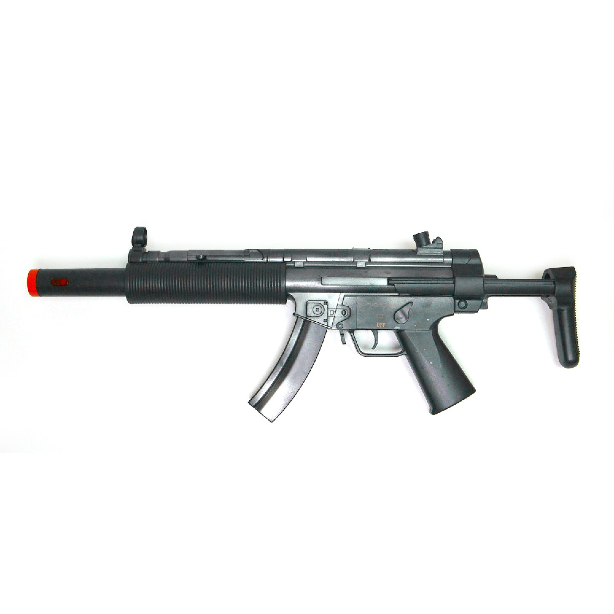 MP5 SD6 W/Light, Sound & Vibration
