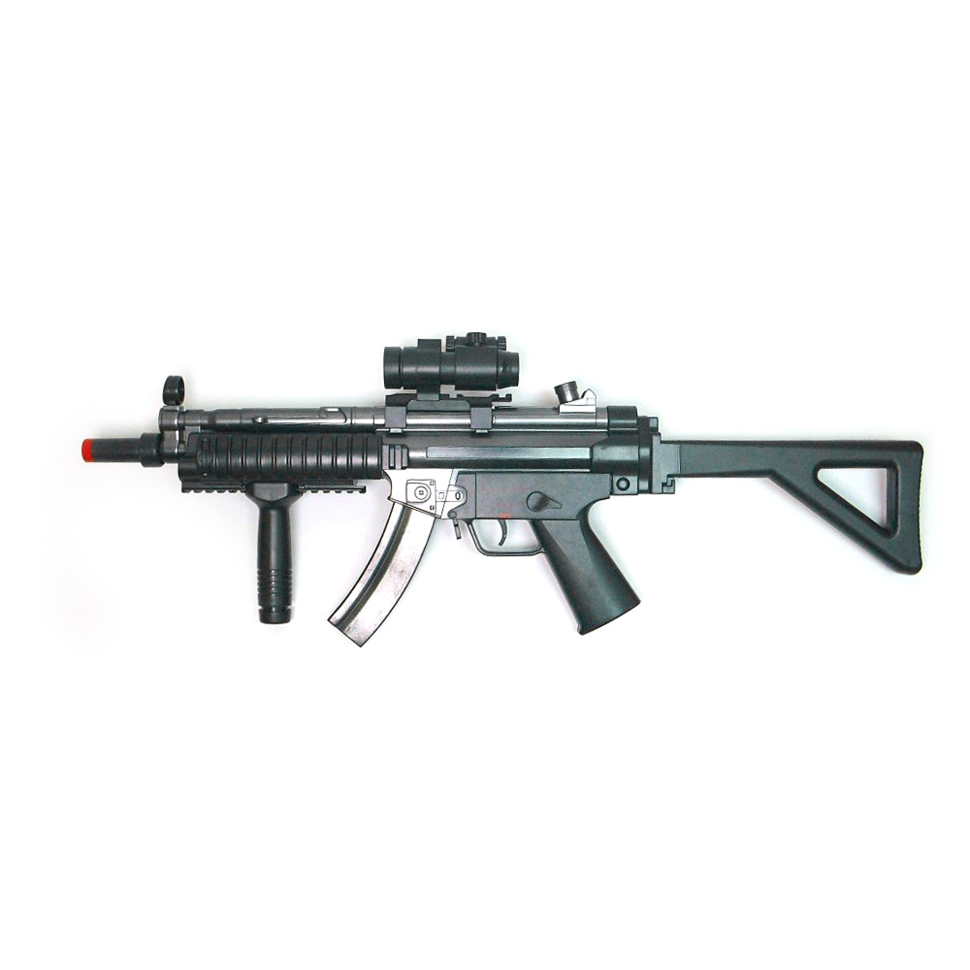 MP5 RAS W/Light, Sound, Vibration & Viewer